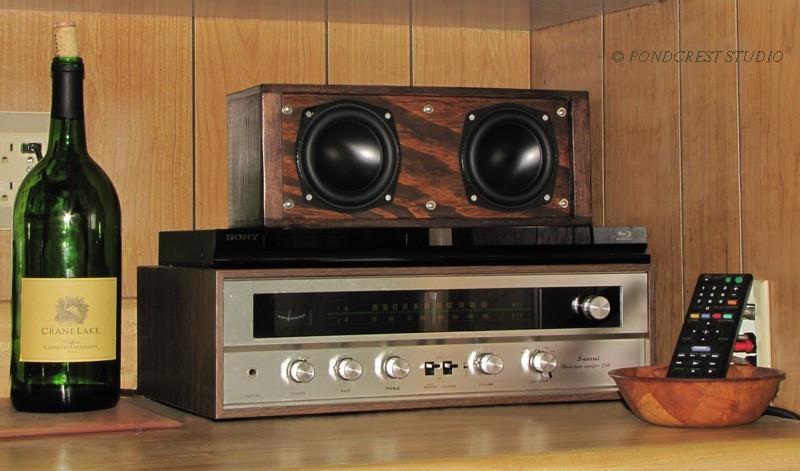 Pondcrest Studio Photo Gallery 15 Classic Audio